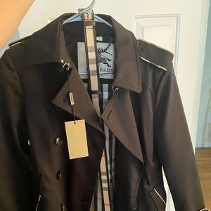 Brand New Authentic Burberry Trench Coat